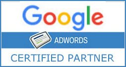 Google Cert Partner Adwords logo